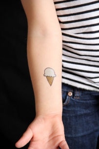 Ice+cream+tattoos+-+free+printable!