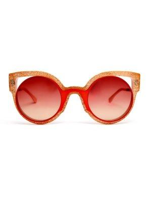 Fendi-Glitter-round-frame-sunglasses-406