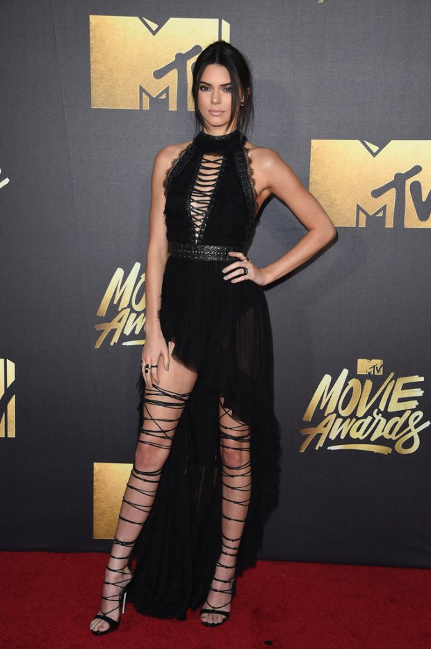 Kendall-Jenner-Dress-MTV-Movie-Awards-2016