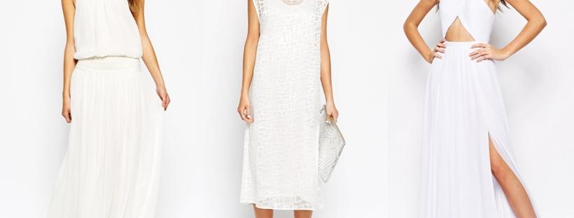 3a921550f81 7 νεοι τροποι να φορεσεις το αγαπημενο σου μικρο λευκο φορεμα φετος ...