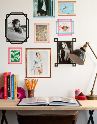 washi-tape-home-decor-gallery-of-frames-Design-Sponge