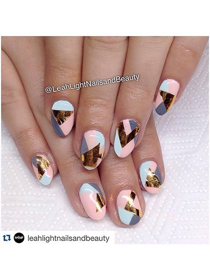 makeup-looks-nail-ideas-2016-04-nail-art-geometric-pastel-foils