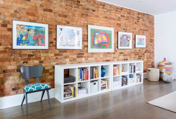 decorate-the-living-room-brick-wall-with-modernity