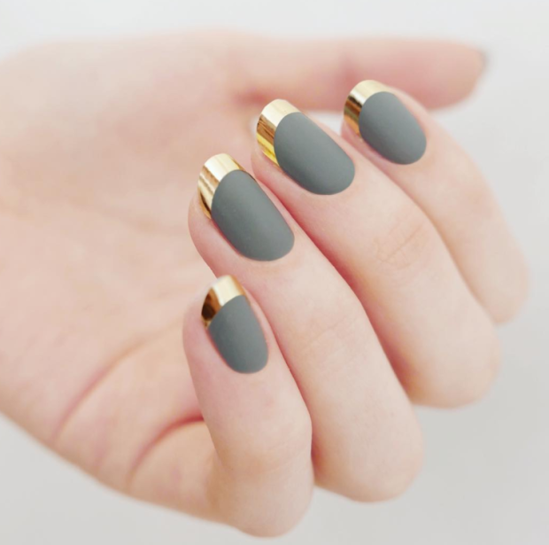 best-matte-newest-2016-17-nails-to-rock-this-fall-6